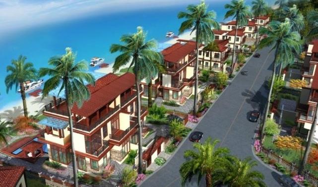 英国开曼群岛红树湾投资项目  置业投资零赋税