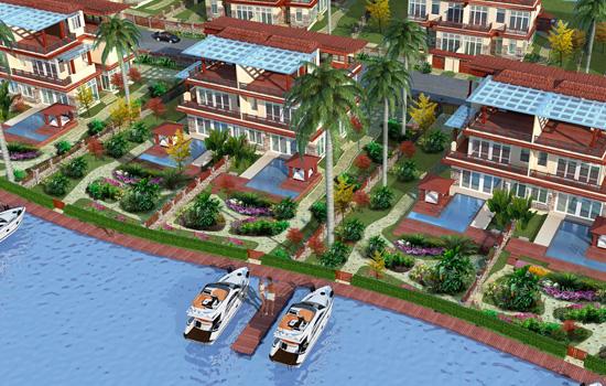 中国市场有那么多家投资公司    为何我们红树湾项目独领风骚?