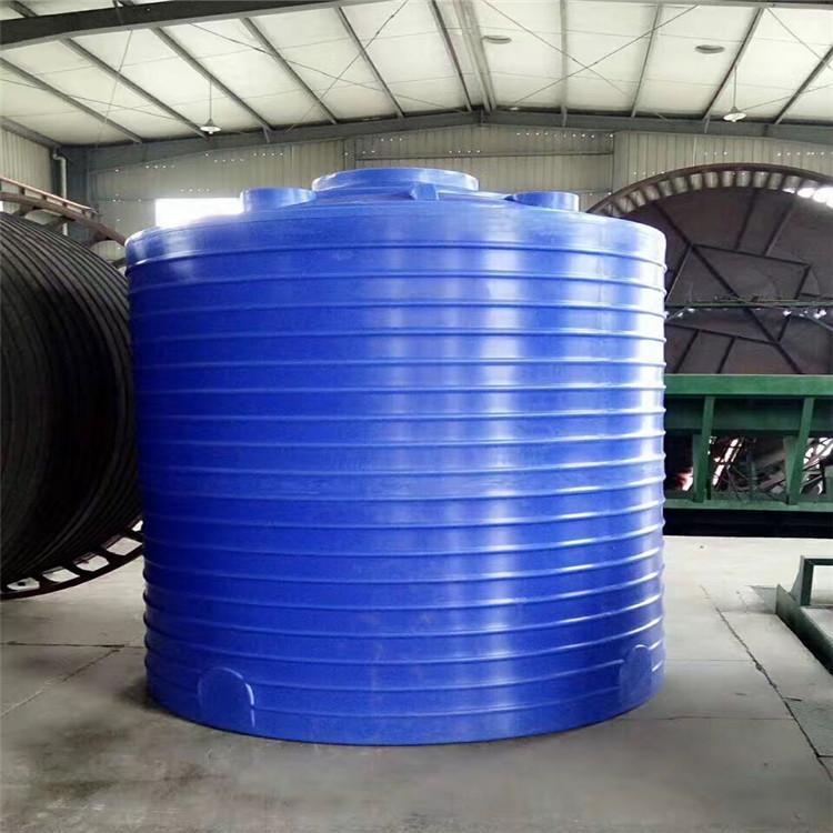 厂家直供全新LLDPE材质耐酸碱耐腐蚀10吨塑料水箱10立方塑料水箱10000L塑料水箱 品质保证