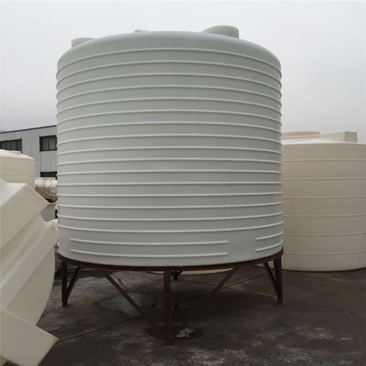 厂家直供尖底水箱PE材质一次成型20吨塑料桶品质保证