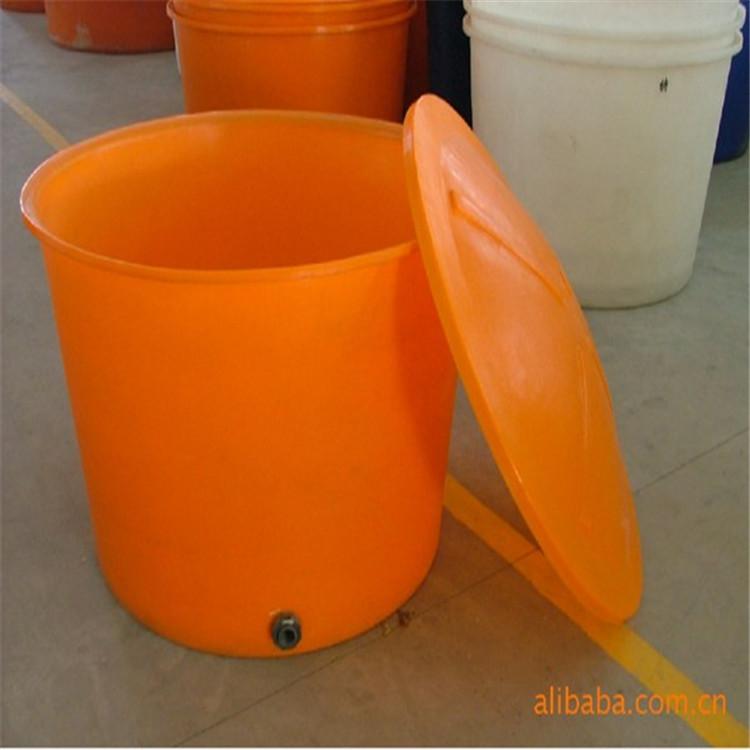 厂家直供食品级圆桶 泡菜桶 牛筋桶 调浆桶食品级PE塑料制成品质保证