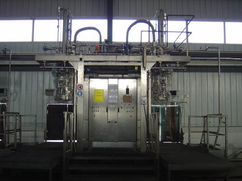 WDG2C型全自动四工位无菌灌装机