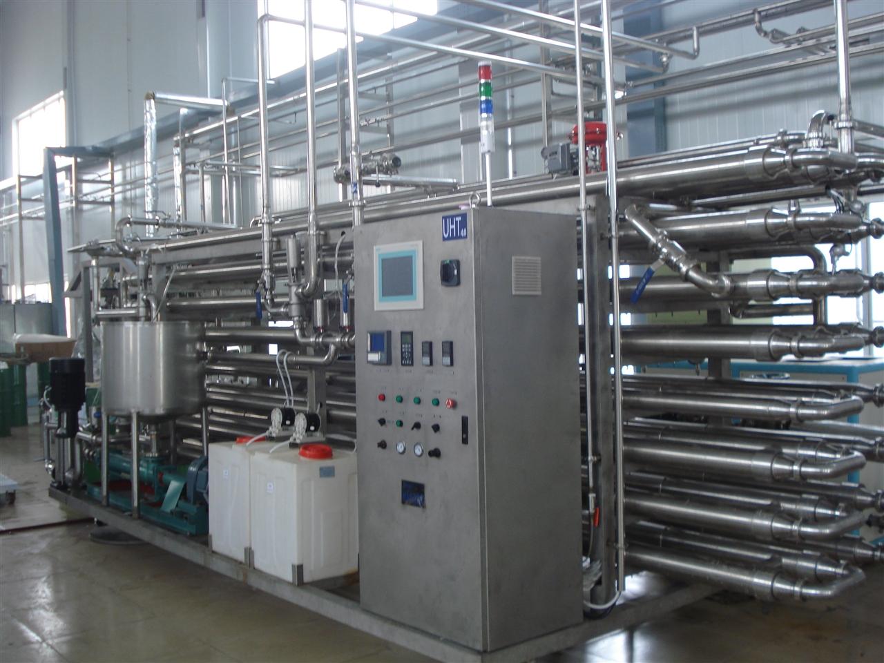TGB3000型全自动普通套管杀菌机