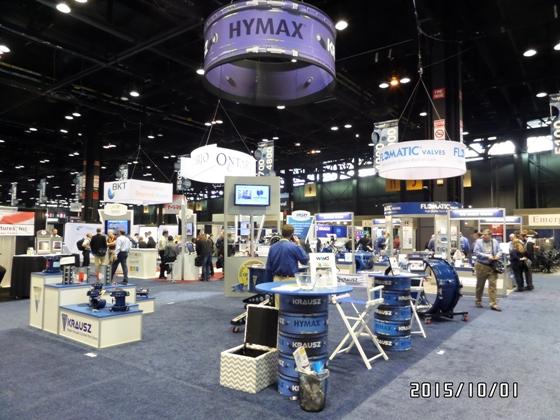 2015美国水处理设备及技术展览会