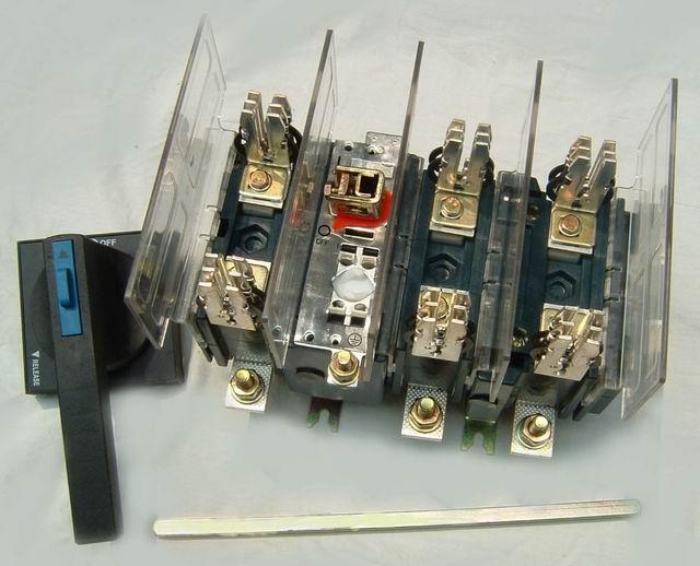 HH15-400隔离开关熔断器组