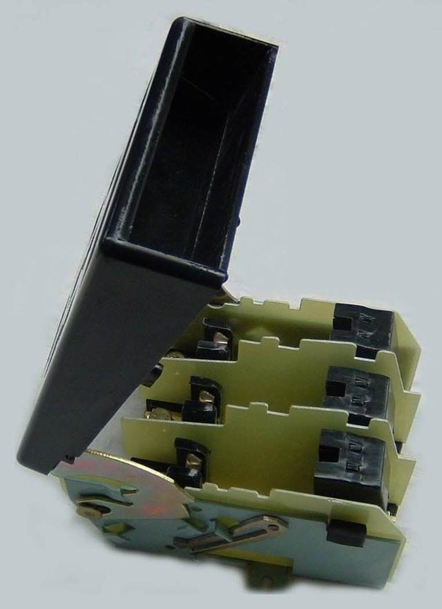 HR5-100熔断器式隔离开关