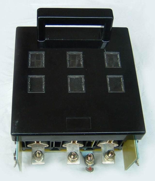 HR5-400熔断器式隔离开关
