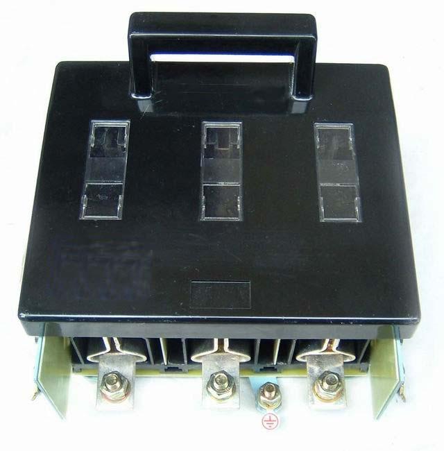 HR5-630熔断器式隔离开关