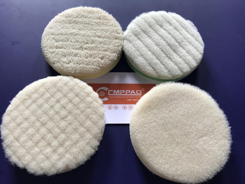抛光羊毛毯、抛光绒毛垫