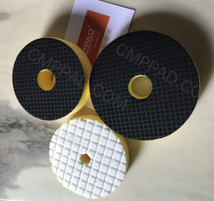 2.5D/3D弧面抛光垫、曲面抛光头