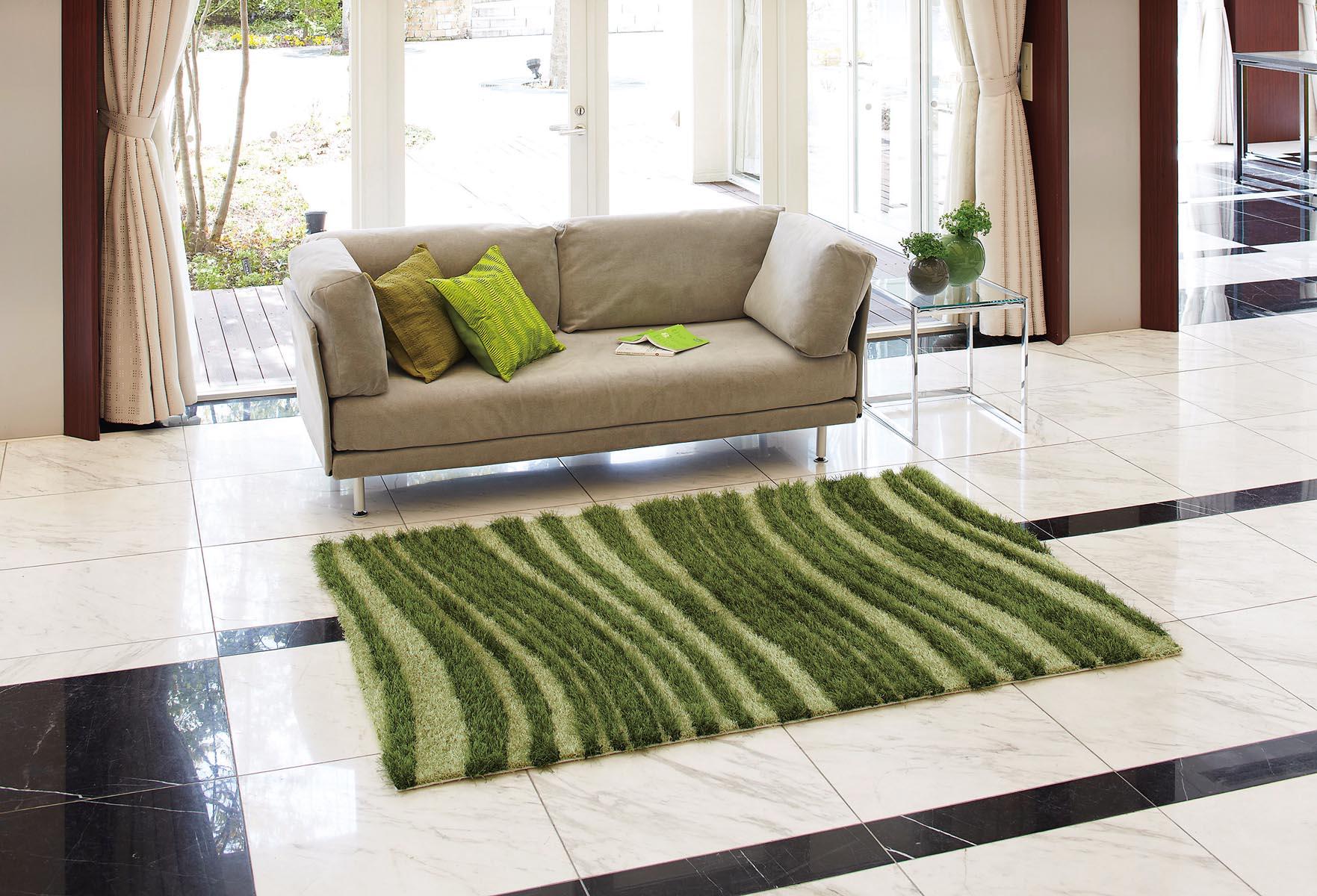 客廳地毯-波浪