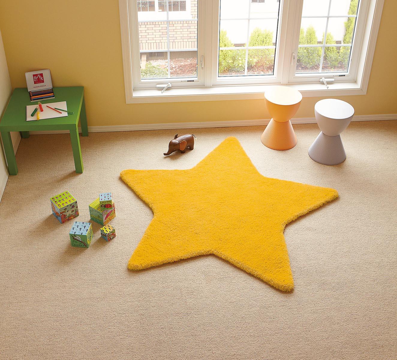 兒童區-五角星
