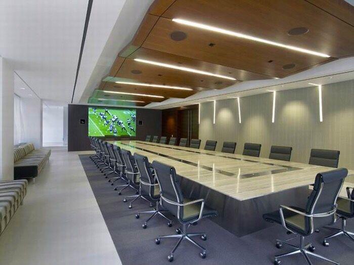 辦公地毯-會議室
