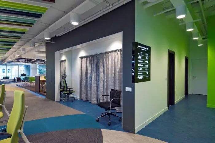辦公地毯-整體