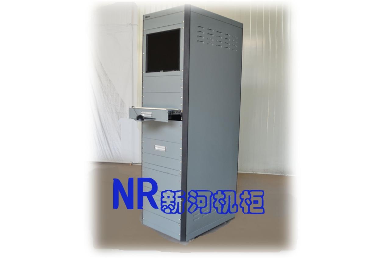 金刚系列铝钢型材工控机柜