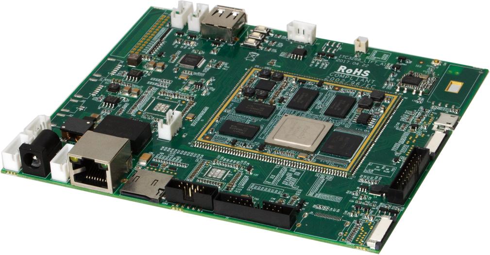 EVM3288开发板