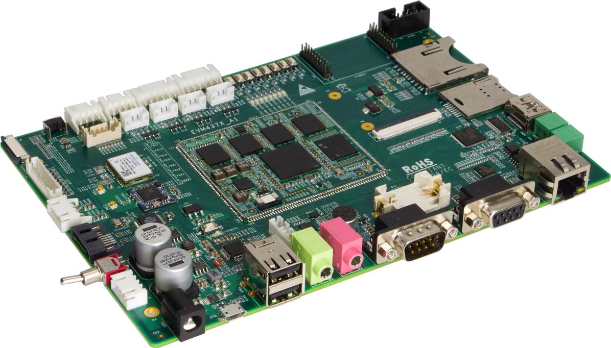 EVM437x开发板