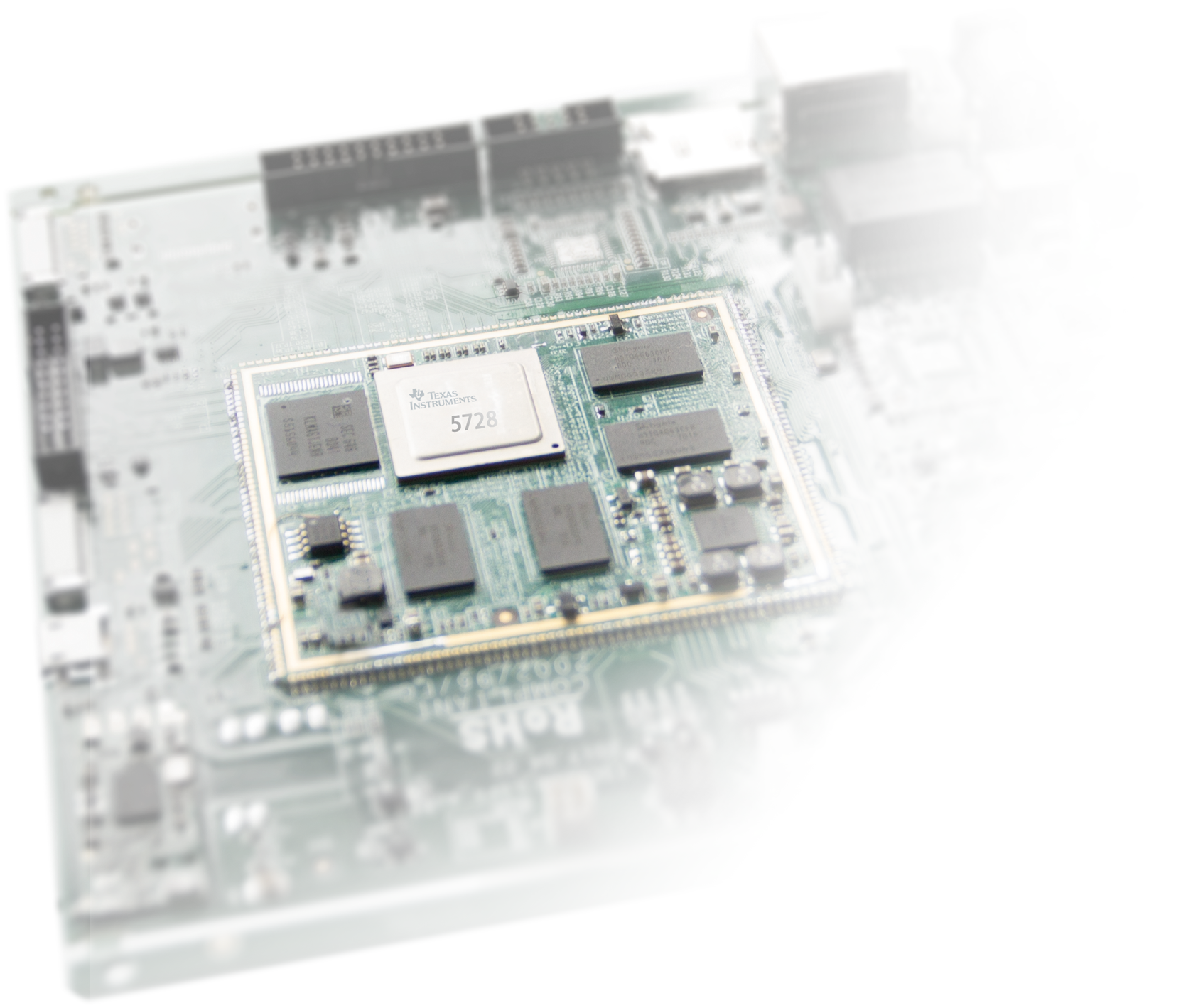 EVM5708开发板