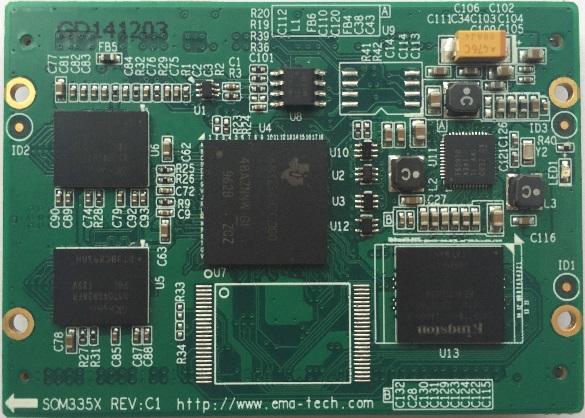 SOM335x核心板