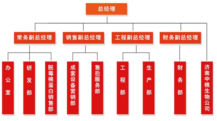 公司架构-北京中唐瑞德生物科技有限公司