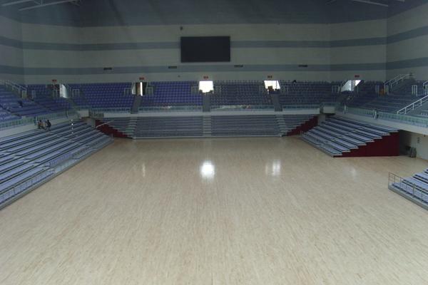 淄博体育中心
