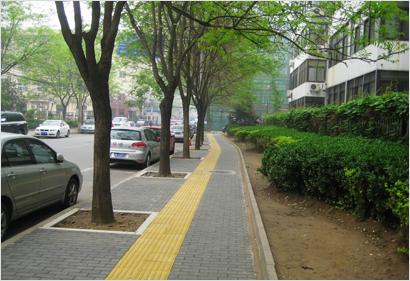 2012年西城区无障碍设施改造工程