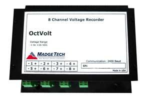 便攜式八通道高精度電壓記錄儀