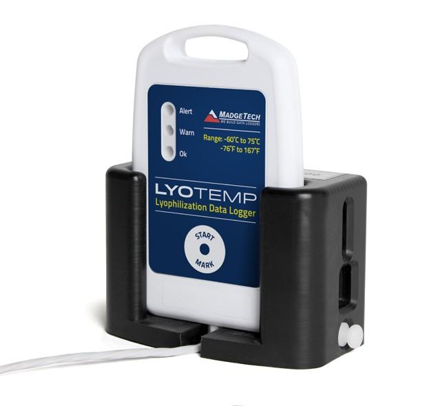 冷凍干燥(凍干)溫度跟蹤監測驗證記錄儀