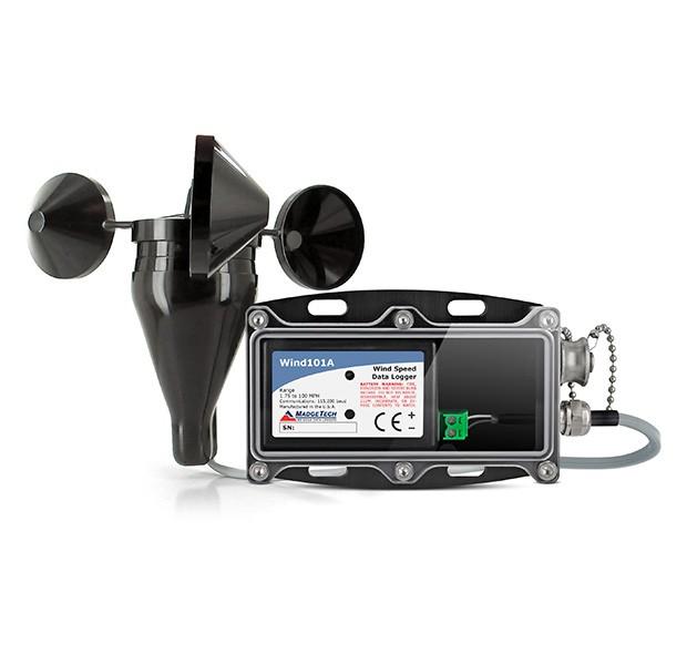風速監測記錄儀 (Wind101A)