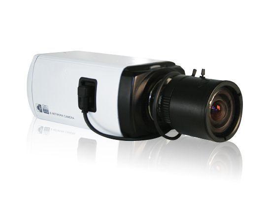 枪型网络摄像机