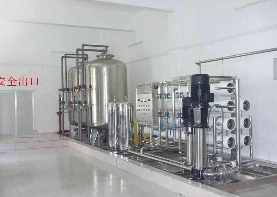 10吨纯水机组