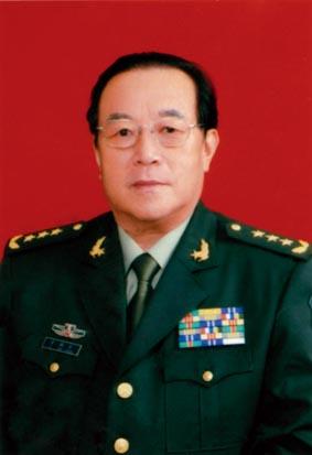 李新良上将