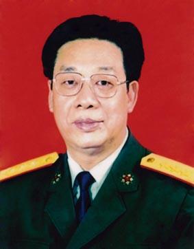 张志坚上将