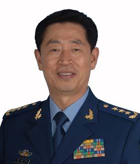 刘振起上将