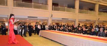 百名将军部长企业家纪念毛泽东同志诞辰120周年联谊会在京西宾馆召开