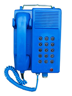 防爆电话机图