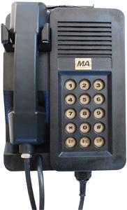 本安防爆电话机图