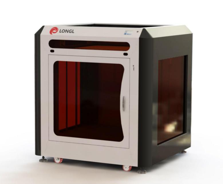 LONGL F750 3D打印机