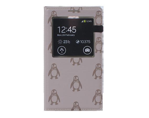 手机保护套(皮制)