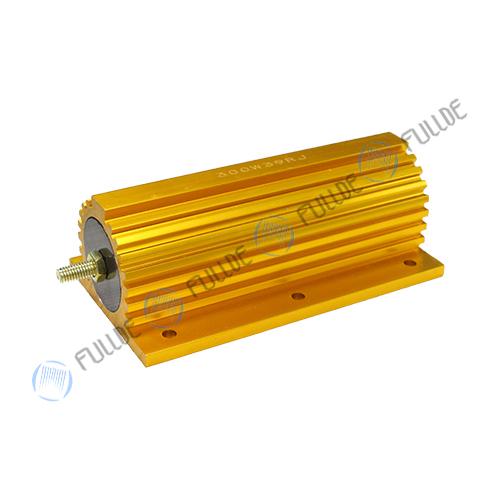 S-M型黄金铝壳电阻