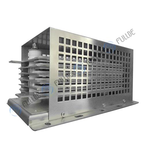 金属载体栅格Crowbar电阻