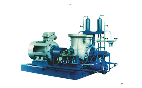 YNKn、QG型前置泵