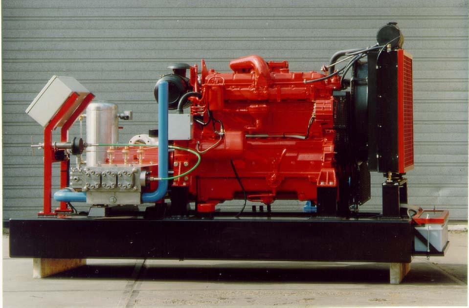 高压力喷水式推进器