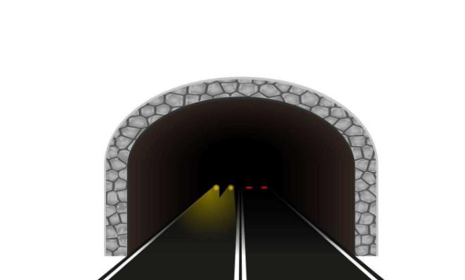 公路、铁路隧道定位方案