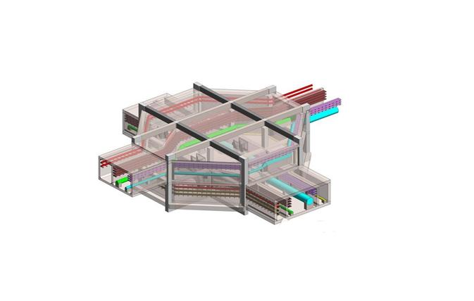 共同沟/综合管廊定位方案