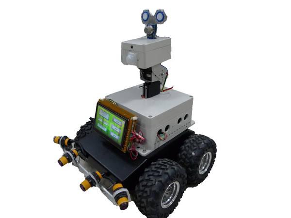 机器人定位、导航解决方案