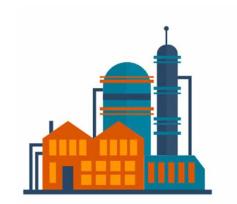 化工厂人员定位方案