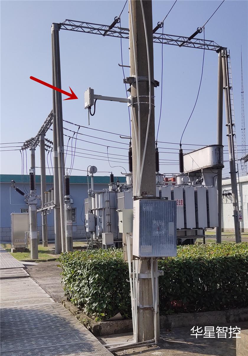 某110KV变电站人员精确定位管理系统