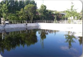 四川达州市污水处理厂