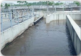 西安第四污水处理厂